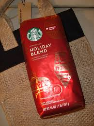 2017 starbucks blend whole bean coffee 1