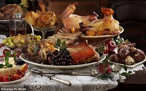 cuisine dinner day s festive foods posh edwardians used to eat