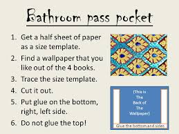 Bathroom Pass Template Intermediates Warm Cool Analogous Objective You Will Mix