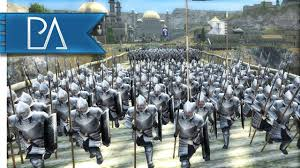 siege of great siege of umbar third age total war gameplay