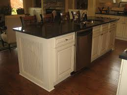 kitchen island end panels