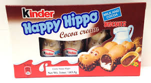 happy hippo candy where to buy kinder happy hippo cocoa 103 5g 4008400836423 4 99