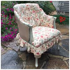 Shabby Chic Furniture Ct by Shabby Chic Upholstered Furniture Bergeres Chairs Couches