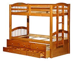 Bunk Bed For 3 Palace Imports Triplet Twin Twin Bunk Bed