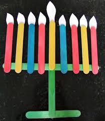 menorahs for kids 24 best preschool hanukkah theme images on hannukah