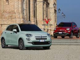 fiat hatchback fiat 500 cinqueporte rendering previews future 5 door hatchback