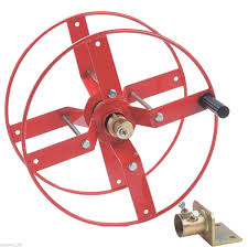 water hose reel wall mount mount pressure washer manual hose reel 50m capacity 3 8