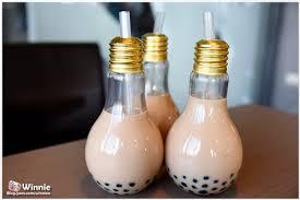light bulb bubble tea winnie s secret garden suao in ilan new attractions marvelous