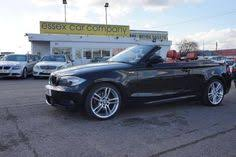 used bmw 1 series convertible bmw 330d convertible m sport auto used bmw essex