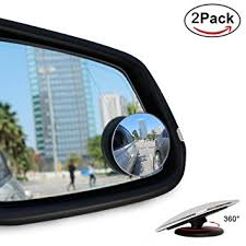 Mirrors For Blind Spots On Cars Blind Spot Mirrors Ankier Round Shape Wide Angle Car Wing Mirror