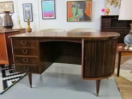 Mid Century Desk Mad For Mid Century Kai Kristiansen Mid Century Desk With A Bar