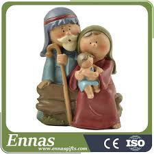 ennas 2 48 mini jesus born nativity birth of figurine