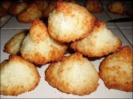 que cuisiner avec des blancs d oeufs rochers coco gourmandises cie