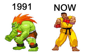 Street Fighter Meme - what japan thinks brazilians look like the meta picture