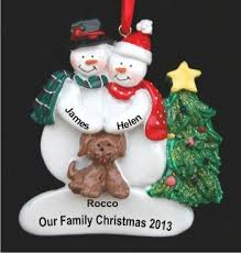 personalized ornaments for couples best for you