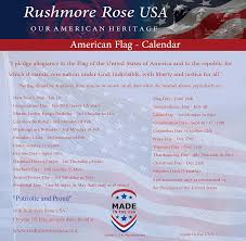 I Pledge Of Allegiance To The Flag American Flags By Rushmore Rose Usa Our American Heritage
