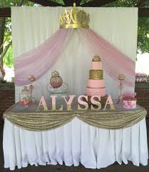 baby shower princess theme ideas baby shower decoration