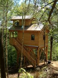 Small House Cabin Awesome Small House On Stilts A Northwoods Cabin Pinterest