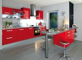 cuisine bordeaux et blanc cuisine equipee du laquac dans une cuisine acquipace