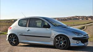peugeot sports car 2016 gallery of peugeot 206 sport