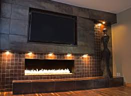How To Cover Brick Fireplace by Cover Brick Fireplace With Tile Thefireplace