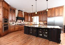 beech kitchen cabinets french country kitchen rustic beech farmhouse kitchen denver