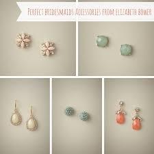 bridesmaids accessories bridesmaids accessories from elizabeth bower chic