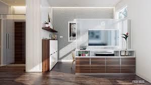 contemporary media center interior design ideas
