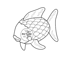 coloring printable coloring pages fish