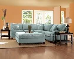 blue couch living room sky blue sofa foter