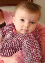 knitting pattern baby sweater chunky yarn hei there krissy new designs