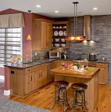 decorating with wood kitchen cabinets 33 modern style cozy wooden kitchen design ideas