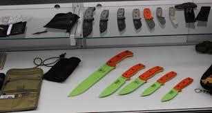 esee kitchen knives blade show 2014 master woodsman