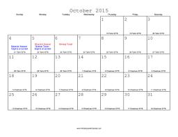 hebrew calendars 2015 calendar with equivalents