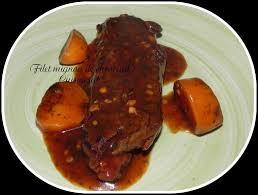 cuisiner un filet mignon de porc en cocotte filet mignon de chevreuil au cookéo ou à la cocotte cuisinesab