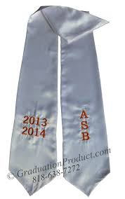 sashes for graduation asb graduation stole sashes as low as 5 99 high quality low