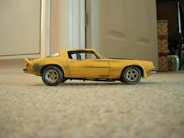 1977 camaro bumblebee transformers bumblebee camaro scale auto magazine for