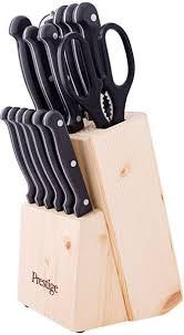 prestige kitchen knives prestige cutlery set of 14 price review and buy in dubai