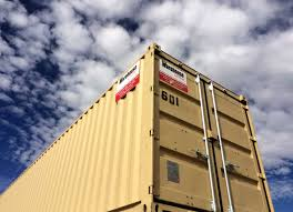 ground level containers for temporary storage u2022 warehouse options