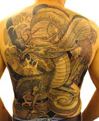 tattoo dragon full back full back dragon tattoo design photos pictures and sketches