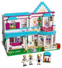 stephanies haus 41314 lego friends das set lego friends