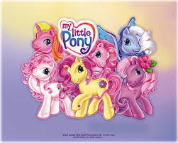 my little pony the originals were so much better than the freaky