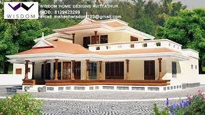 2700 sq ft kerala classic double floor home design home interiors