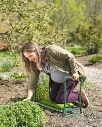 Garden Kneeler Bench Gardening Seat Deep Seat Garden Kneeler Gardeners Com
