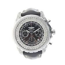 bentley breitling price used mens breitling for bentley motors with diamonds leather