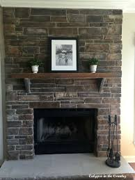 cleaning a stone fireplace rustic stone fireplace calypso in the country