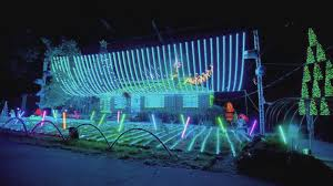 when does the great christmas light fight start silver bells pelletier family light show the great christmas light