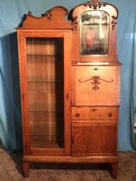 Antique Desk Chair Parts Antique Oak Office Desk U2013 Adammayfield Co