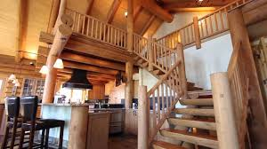 moose creek lodge luxury 6 bedroom log vacation rental home