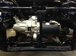 installing the hpevs ac motor into honda civic electric conversion